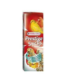 VERSELE LAGA Prestige Sticks Canaries Exotic Fruit 60 g Gustare cu fructe exotice pentru canari
