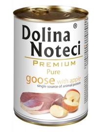 DOLINA NOTECI Premium Pure gâscă cu măr 400 g