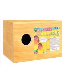 ZOLUX Căsuță pentru păsări duo 160