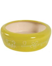 ZOLUX Bol Ceramic pentru rozătoare 700 ml culoare aquamarin