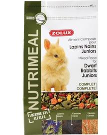 ZOLUX Amestec Nutri'Meal pentru iepuri Junior 800 g