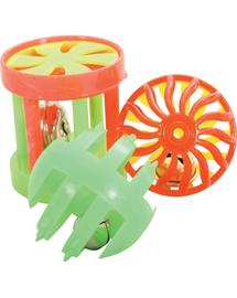 ZOLUX Jucării pentru pisici 3 mingiuțe 4 cm