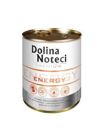 DOLINA NOTECI Premium Energy  pentru câini 800 g