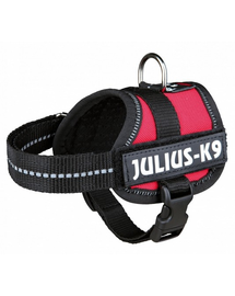 TRIXIE Ham Julius-K9 harness mini / M 51–67 cm roșu