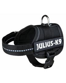 TRIXIE Ham Julius-K9 XL 82–118 cm negru