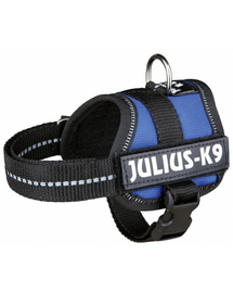 TRIXIE Ham Julius-K9 XL 82–118 cm albastru