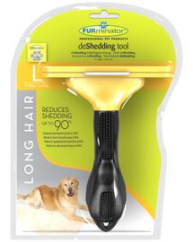 FURMINATOR pentru câini cu păr lung large