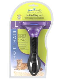 FURMINATOR pentru pisici cu păr scurt large