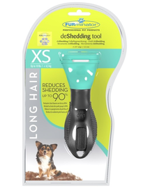 FURMINATOR pentru câini cu păr lung toy câini
