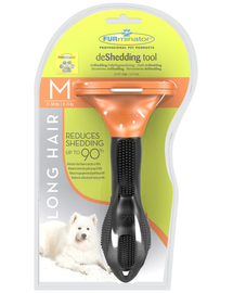 FURMINATOR PRO pentru câini cu păr lung - mediu