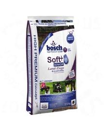 BOSCH Soft Senior Carne de Capră și Cartofi 12,5 kg