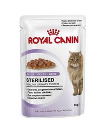 ROYAL CANIN Sterilised 85 g în aspic