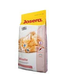 JOSERA Cat Minette 10 kg pentru pisoi