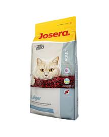 JOSERA Cat leger 400 g pentru pisici mici active și după castrare