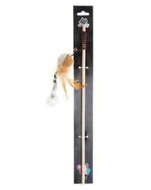 COMFY Jucărie Gaia undiță bilă cu clopoțel 40 cm