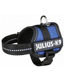 TRIXIE Ham Julius-K9 , Size 1/L: 66–85 cm, albastru