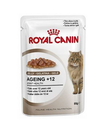ROYAL CANIN Ageing +12 85 g în aspic