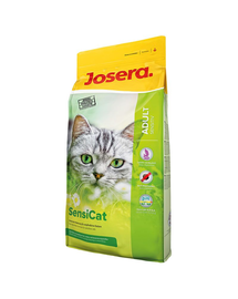 JOSERA Cat Sensi Cat 10 kg pentru pisici sensibile
