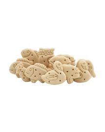 LOLO PETS Biscuiți in formă de animale - cu aromă de vanilie 17kg