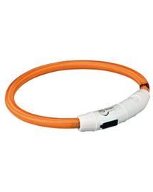 TRIXIE Inel cu beculețe USB M-L: 45 cm/o 7 mm, porocaliu