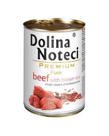 DOLINA NOTECI Premium Pure vită cu orez 400 g
