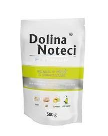 DOLINA NOTECI Premium bogat în gâscă cu cartofi 500 g