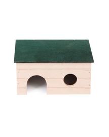 PET INN Căsuță cu acoperiș plat 2 n