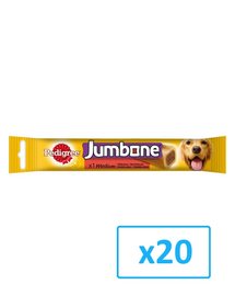 PEDIGREE Jumbone Medium recompensă talie medie 100 g x20