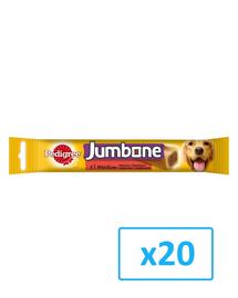 PEDIGREE Jumbone Medium recompensă talie medie 100 g x20