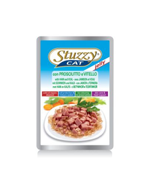 STUZZY Ham Veal cu șuncă și vițel în aspic 100 g