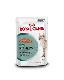 ROYAL CANIN INSTINCTIVE +7 în sos  85 g