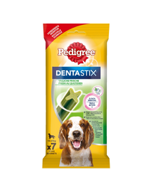 PEDIGREE Recompense talie medie Dentastix fresh 180 g x10