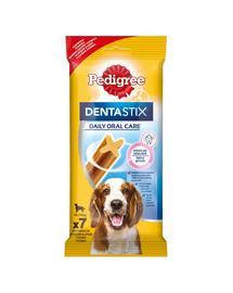 PEDIGREE Dentastix pentru câini de talie medie 180 g