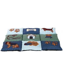 TRIXIE Pătură patchwork , 80 × 55 cm