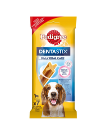 PEDIGREE Recompense talie medie Dentastix 180 g x10