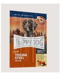 HAPPY DOG Cârnat Toscana 30 g