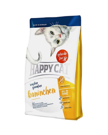 HAPPY CAT Sensitive Grainfree iepure 4 kg
