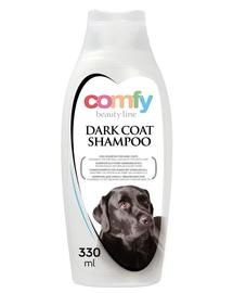 COMFY Șampon pentru căței cu blana închisă 330 ml