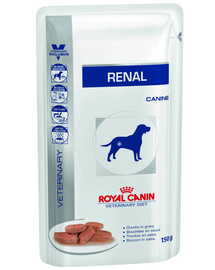 ROYAL CANIN Veterinary Diet Canine Renal 150 g x10