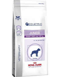 ROYAL CANIN Dog Veterinary Junior Giant Dog 14 kg
