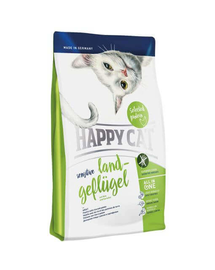 HAPPY CAT Sensitive pui 1,4 kg