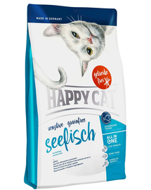 HAPPY CAT Sensitive Grainfree pește sea 300 g