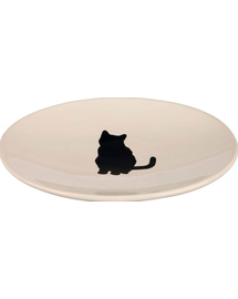 TRIXIE Bol Ceramic farfurie 18 × 15 cm
