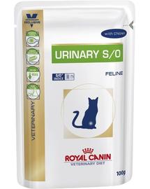 ROYAL CANIN Cat Urinary vită 12 x 100 g