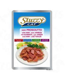 STUZZY Ham cu șuncă în sos 100 g