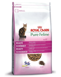 ROYAL CANIN Pure Feline n.01 (pretty fur) 1.5 kg
