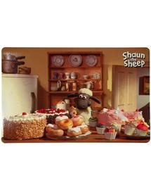 TRIXIE Covoraș suport pentru boluri Shaun Bakery, 44 × 28 cm