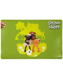TRIXIE Covoraș suport pentru boluri Shaun și Bitzer, 44 × 28 cm