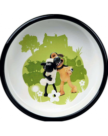 TRIXIE Bol Ceramic Sheep Shaun 300ml