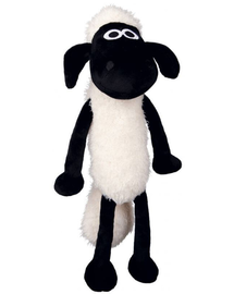 "TRIXIE Pluș Sheep Shaun, 37cm ""Shaun The Sheep"""